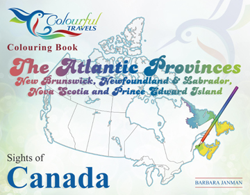 SIGHTS OF CANADA – Atlantic Provinces (Coming Soon)