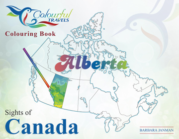 SIGHTS OF CANADA - Alberta